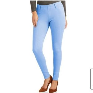 Faded Glory Full Length Knit Color Jeggings